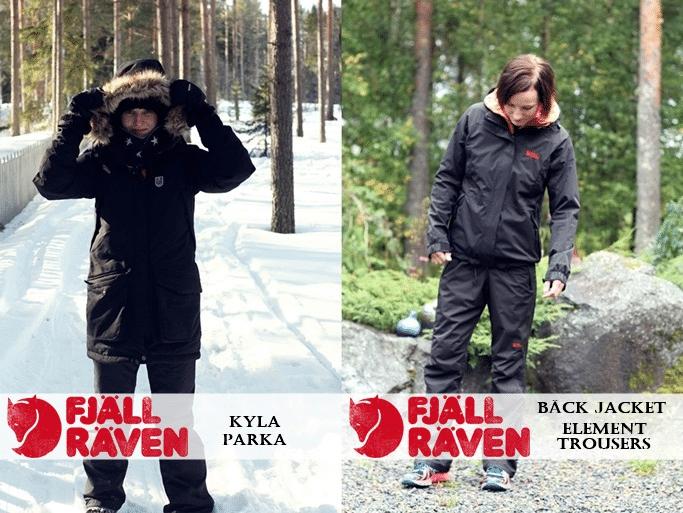 Fell in love with Fjällräven (+arvonta) | SLIIK