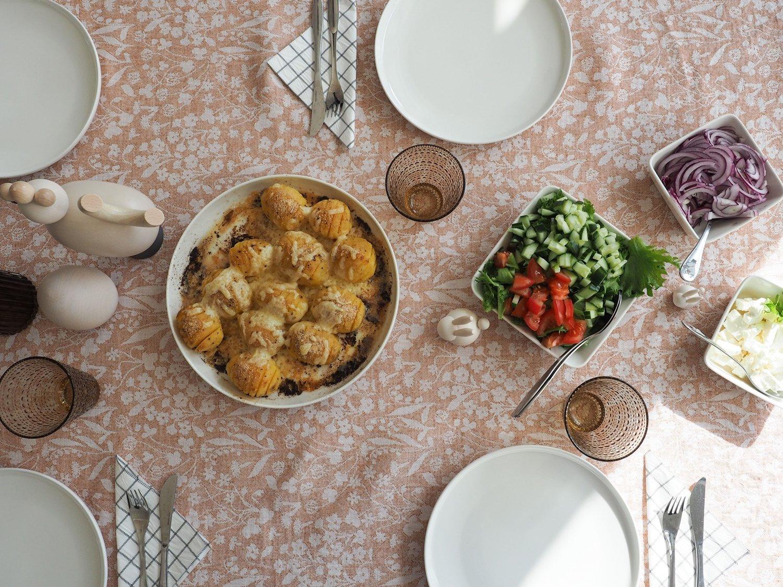 15 sliik paasiaisen menu