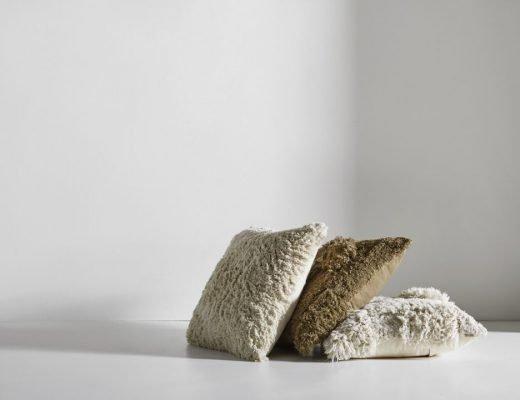 Anno Aw19 Rahka Savu Floor Cushions Cotton