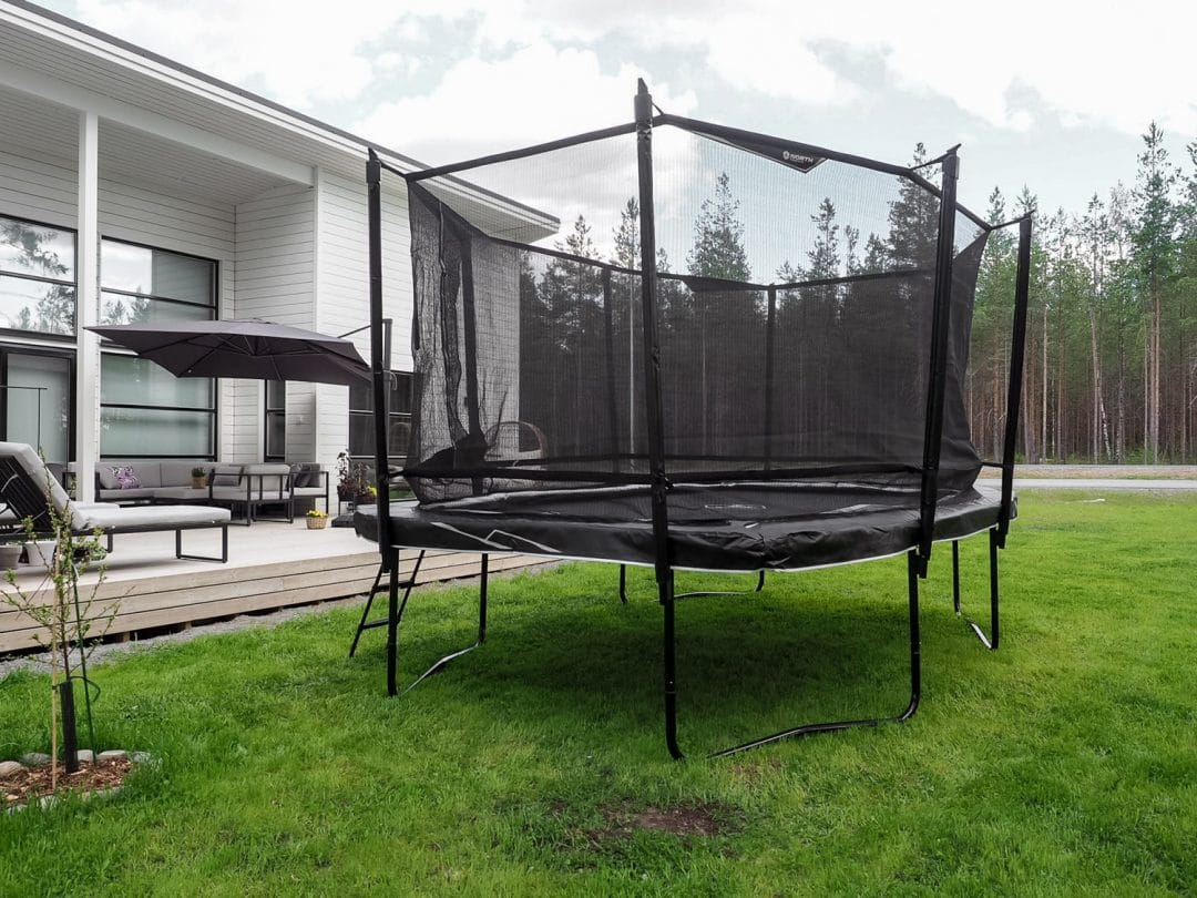 Sliik North Trampoline Explorer
