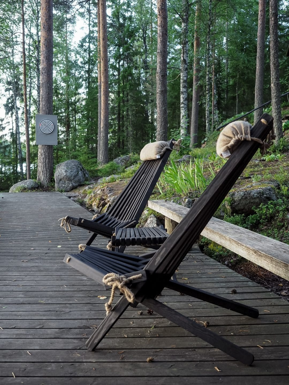 Sliik Veke Ecofurn Ekotuoli Musta