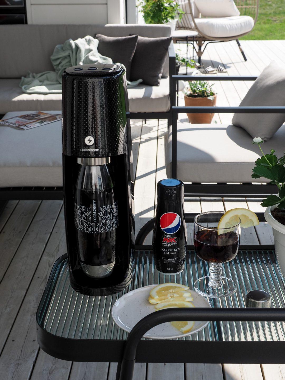 Sliik Sodastream Pepsi Max