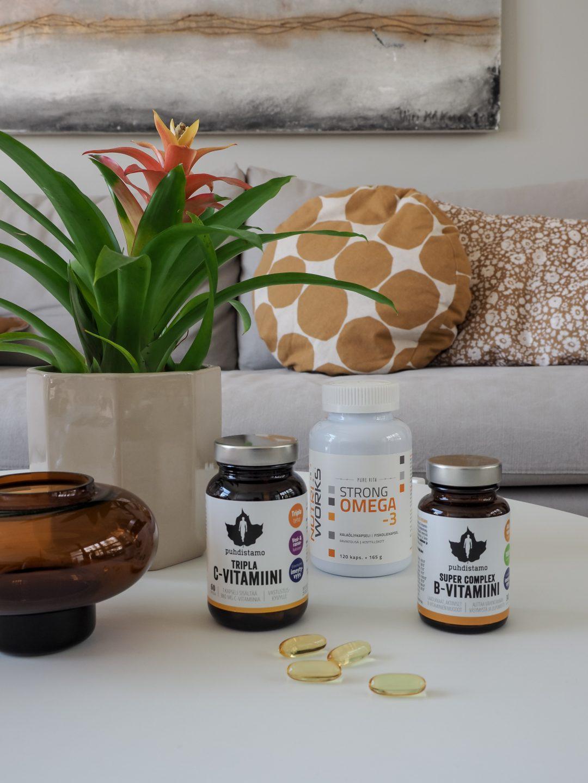 Sliik Vahvakauppa Vitamiinit