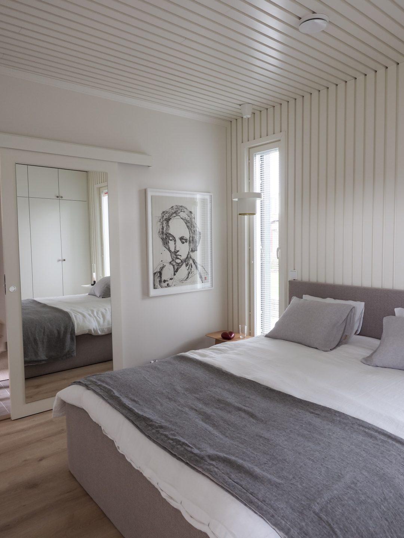 Sliik Asuntomessut 2021 3 Kannustalo Makuuhuone 1