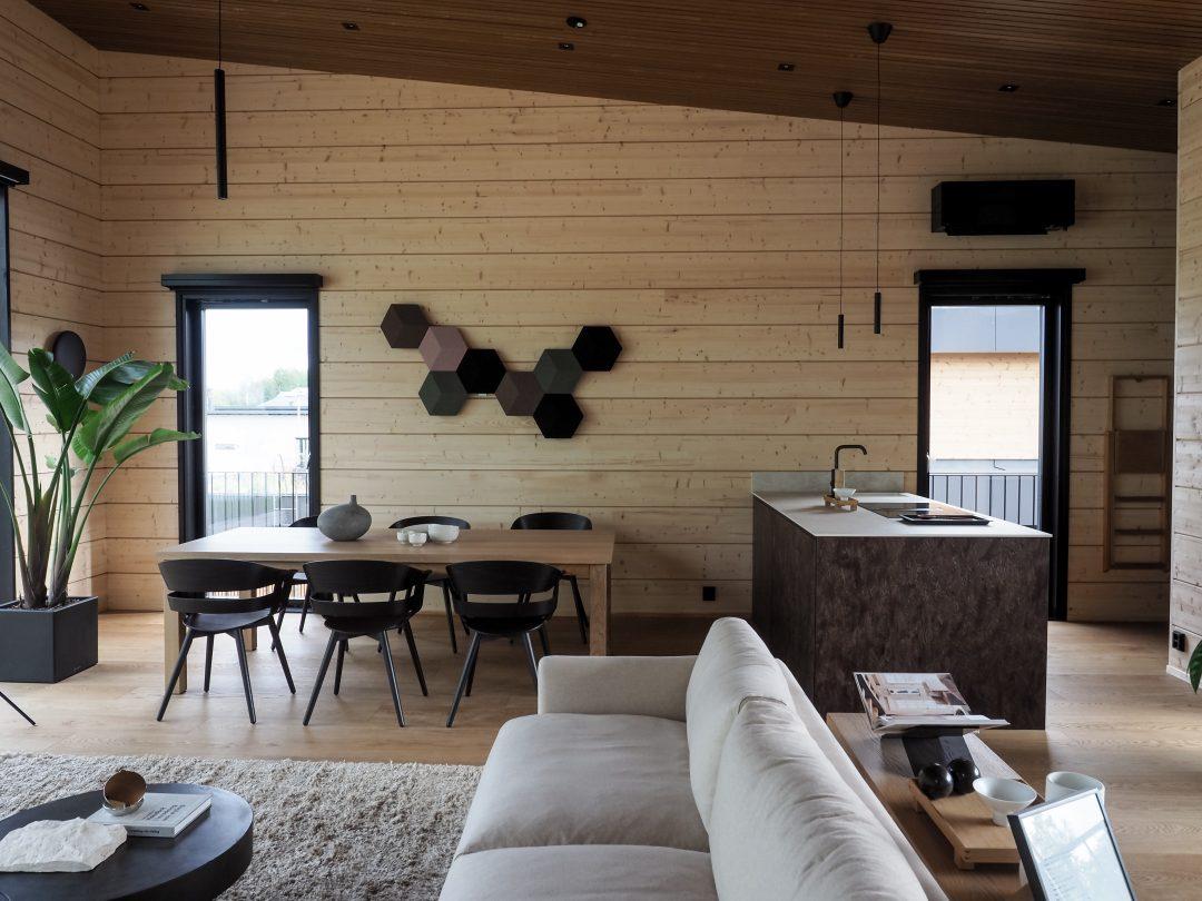Sliik Asuntomessut 2021 9 Villa Nordic Stories Hirsitalo