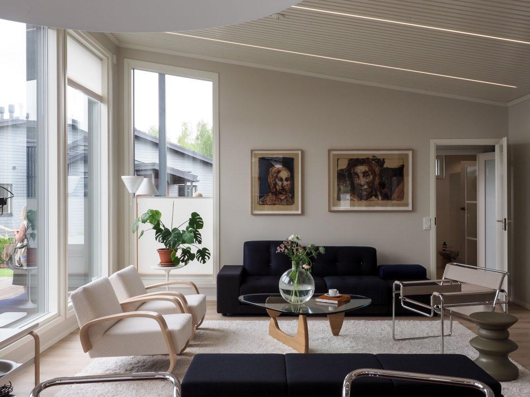 Sliik Asuntomessut 2021 Kannustalo Artek