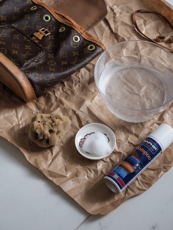 Sliik Louis Vuitton Montsouris Pm Reppu
