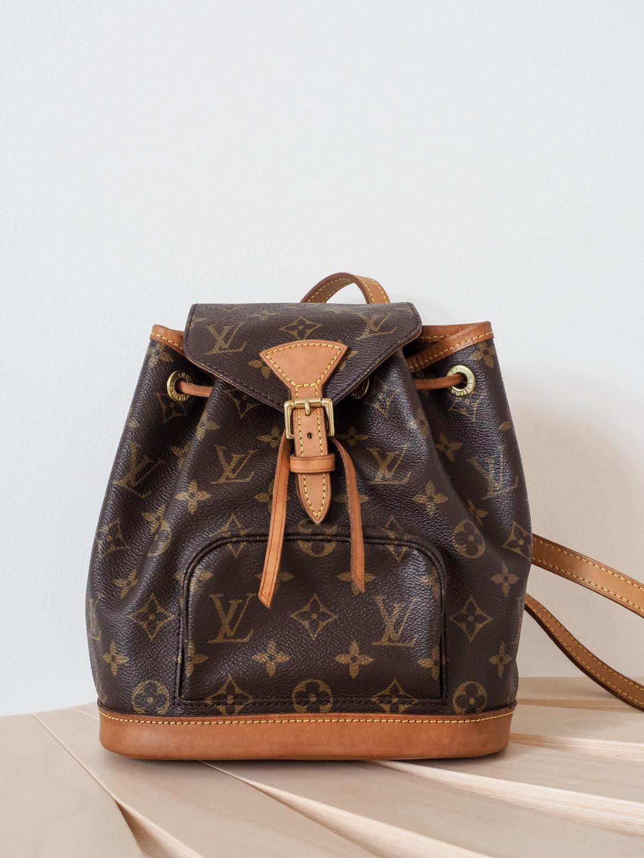 Sliik Louis Vuitton Reppu