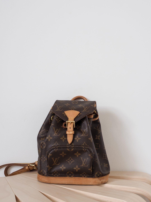 Sliik Louis Vuitton Vintage Reppu