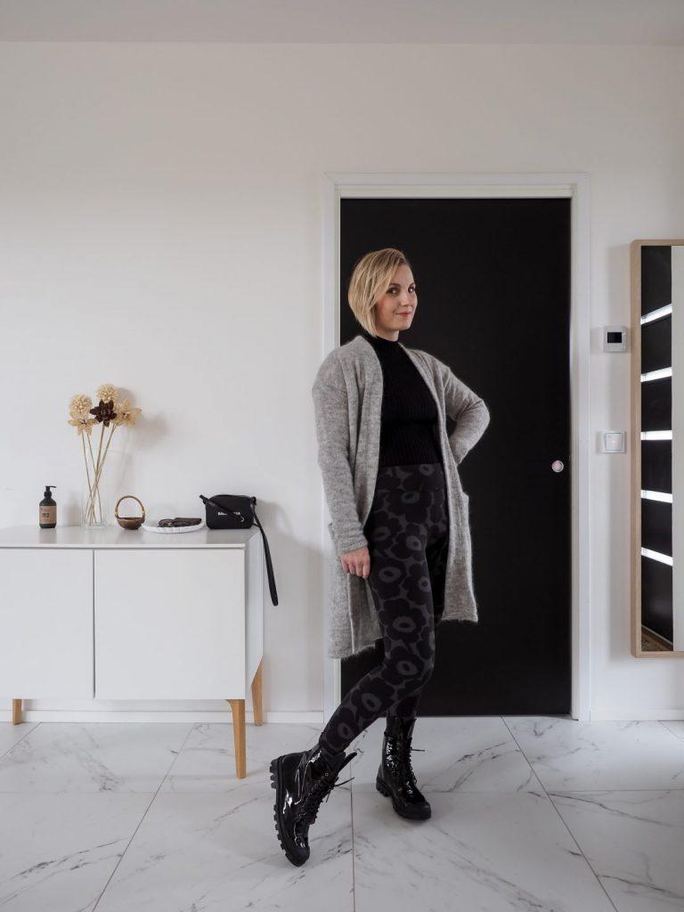 Sliik Marimekko Unikko Leggings
